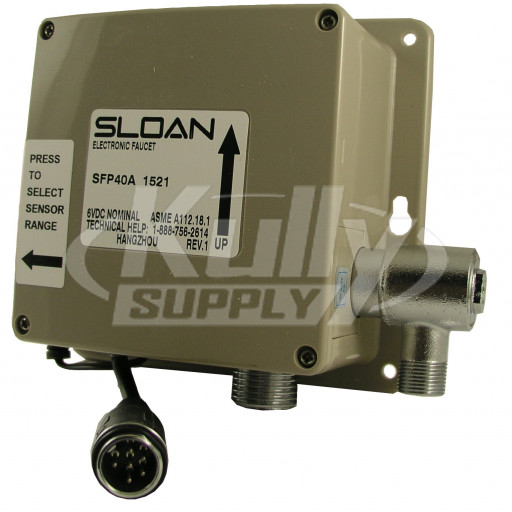 Sloan SFP-40-A Control Module w/ Range Adjustment for 6-Pin Connector